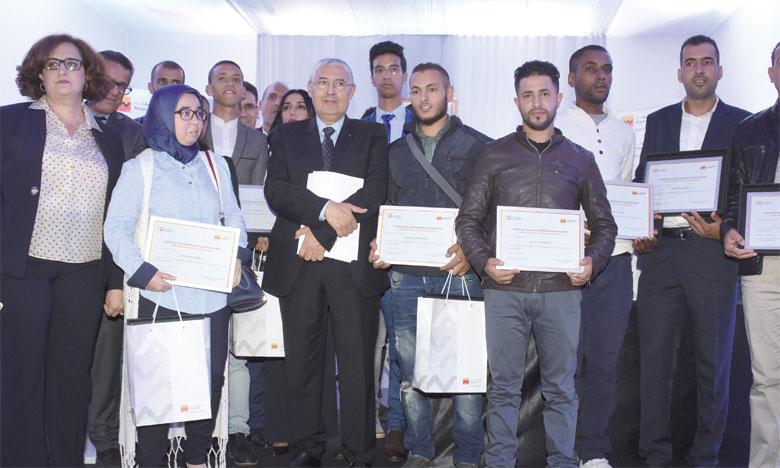 Dar Al Moukawil offre gratuitement aux TPE clientes ou non de la banque la possibilité de bénéficier de plusieurs services. Ph. Kartouch