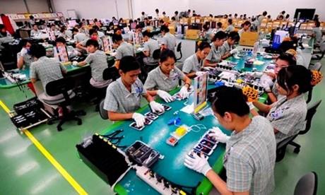 Samsung Electronics a investi un total de 17,36 milliards de dollars au Vietnam au cours de la dernière décennie et emploie plus de 160.000 personnes dans le pays d'Asie du Sud-est. Ph : DR