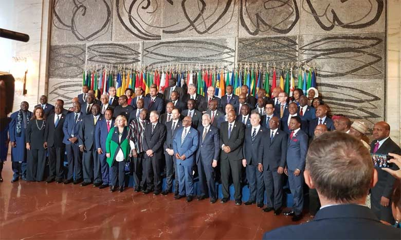 Le Maroc pour une coopération triangulaire avec l'Italie au service du continent