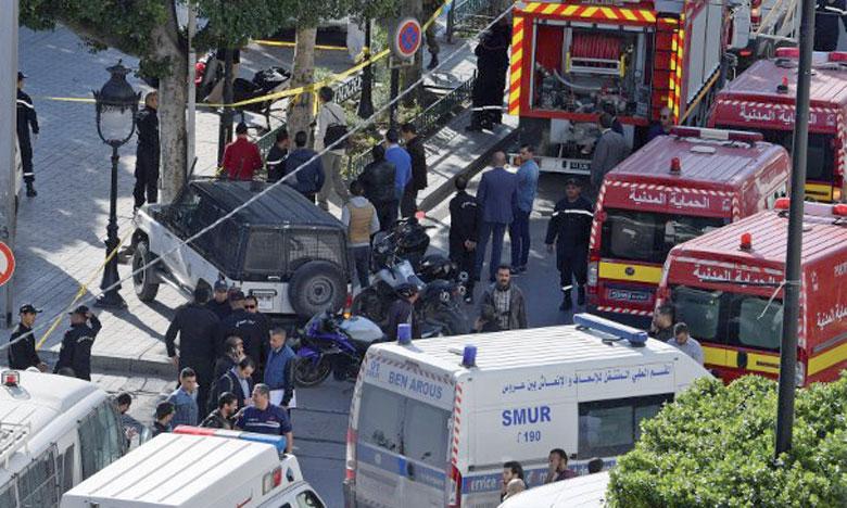 Il s'agit du premier attentat à secouer Tunis depuis le 24 novembre2015 quand une attaque suicide avait tué 12 agents de police.Ph. DR