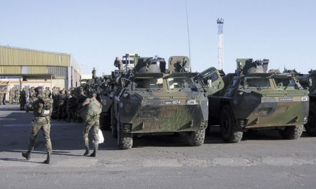 La Belgique achète 442  blindés français pour environ 1,5 milliard d'euros