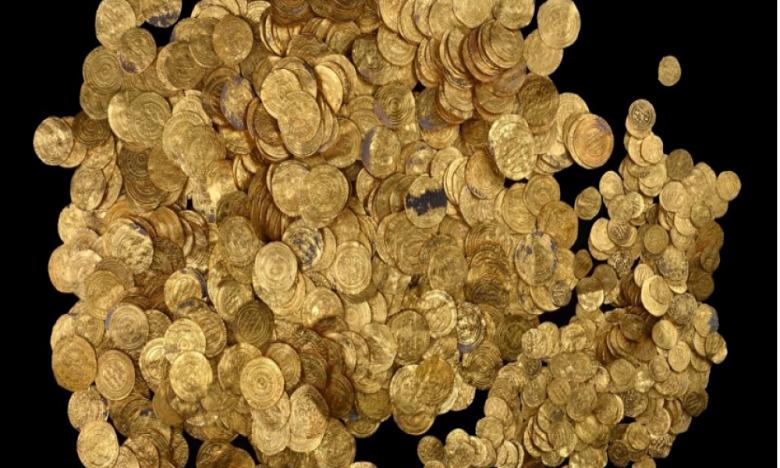 Archéologie: Découverte d'un trésor qui date du 18e siècle