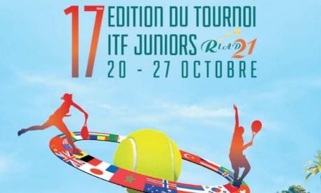 ITF Juniors «Riad 21»  prévu du 20 au 27 octobre