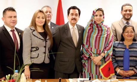Vers un traité de libre-échange entre  le Maroc et les pays de l'Amérique centrale