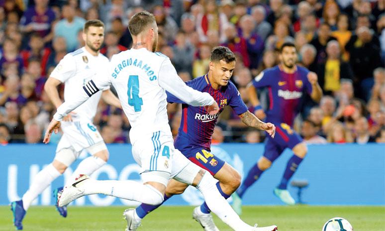 Premier «El Clasico» sans Messi ni Ronaldo, mais avec plein d'autres enjeux