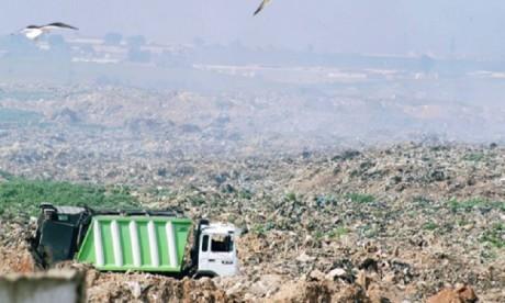 L'appel d'offres pour les travaux d'aménagement de la décharge de Médiouna de nouveau reporté