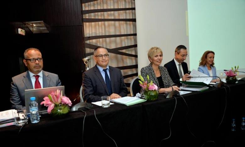 «Nous sommes heureux de participer, pour la deuxième année consécutive, à une opération d'une telle envergure qui se déploie à l'échelle mondiale», a indiqué Nezha Hayat, présidente de l'AMMC. Ph : DR
