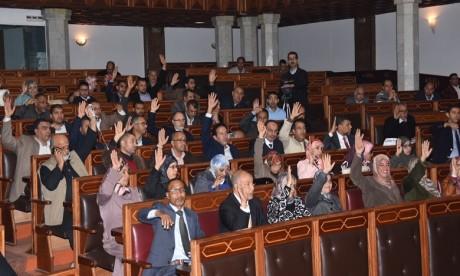 Le Conseil communal de Casablanca adopte plusieurs projets de développement
