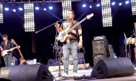 La soirée a été animée par les talentueux musiciens Farid Ghanam et Amine Souikra.