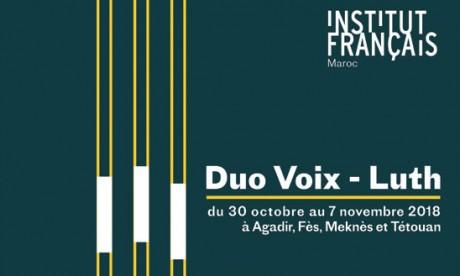 Duo Voix-Luth avec Lea  Desandre et Thomas Dunford