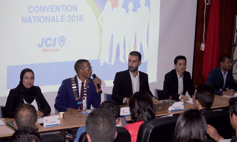 Franc succès pour la Convention nationale de la JCI Morocco