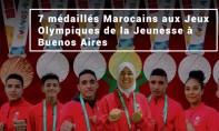 Le karaté porte le palmarès national à 7 médailles,  le Maroc 42e sur 205 nations