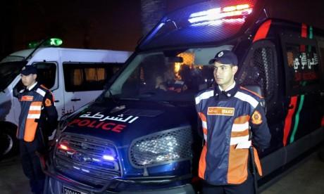 Sept policiers  blessés  lors d'une interpellation