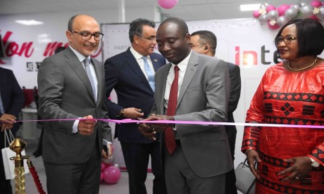 Intelcia inaugure un nouveau centre à Abidjan