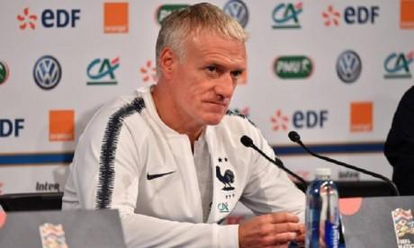 Ligue des nations:  la France affrontera l'Allemagne demain mardi