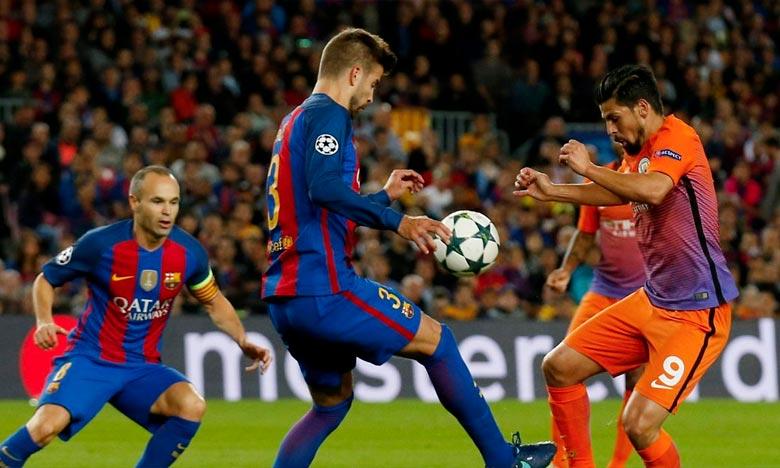 Manchester City a réfuté les allégations selon lesquelles le club aurait proposé de tripler le salaire de Lionel Messi afin de recruter l'international argentin. Ph : DR