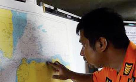 Peu d'espoir pour  les 189 disparus à bord  du Boeing abîmé en mer