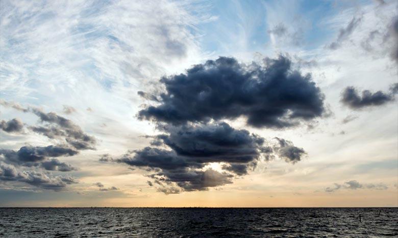 Un temps nuageux pour ce lundi