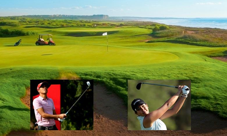Championnats du Maroc Pro de golf  :   Marjan et Haddioui s'adjugent le titre