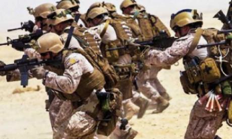 Les États-Unis envoient des Marines pour participer à la bataille contre Daech