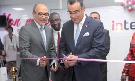 Un nouveau centre Intelcia  à Abidjan