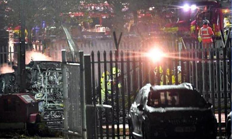 L'hélicoptère de Vichai Srivaddhanaprabha, l'homme d'affaires thaïlandais ayant racheté le club en 2010, s'est écrasé après le match qui opposait son équipe à West Ham. Ph : AFP
