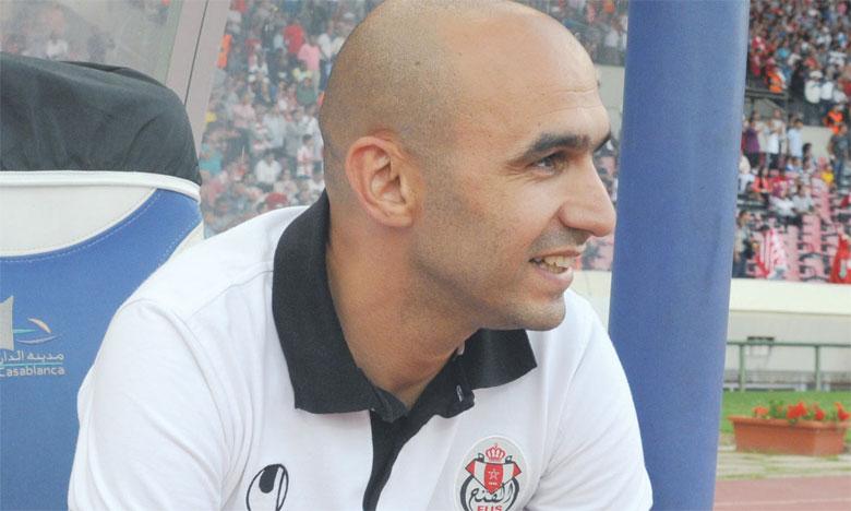 Hamza Hajoui renouvelle sa confiance en Oualid Regragui