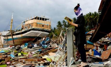 Le but est de soutenir le pays dans ses efforts de reconstruction après plusieurs séismes meurtriers, dont un tremblement récent aux Célèbes ayant fait au moins 2.000 morts. Ph : AFP
