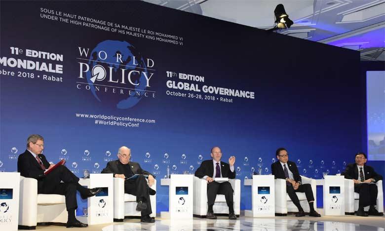 Plus de 250 éminentes personnalités de 40 pays débattent des enjeux économiques et politiques du monde