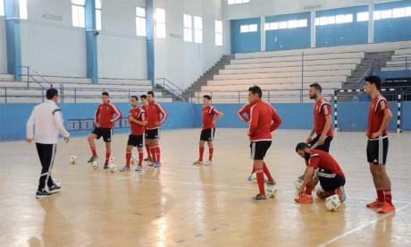 Hicham Deguig convoque 14 joueurs pour le tournoi international de Chine