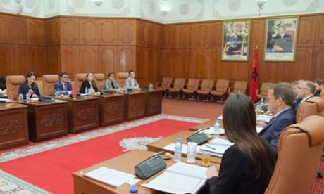 Des consultations politiques à Rabat pour donner une nouvelle impulsion aux relations de coopération