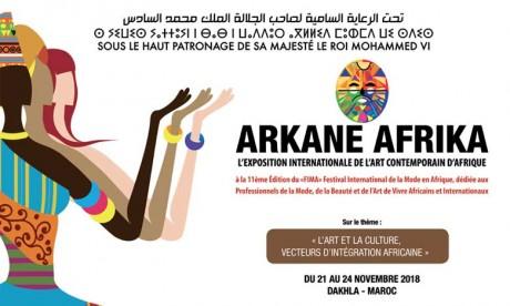 Édition spéciale de Arkane Afrika