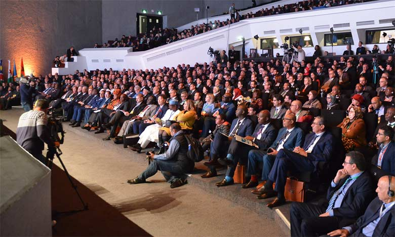 Bennacer Boulaajoul: «L'Afrique a encore  du chemin à faire»