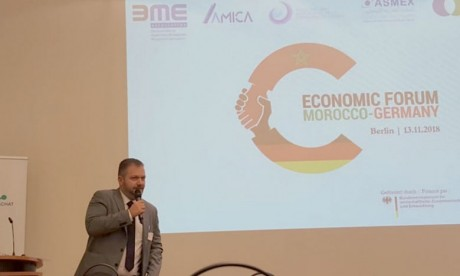 Une plateforme Maroc-Allemagne dans le pipe