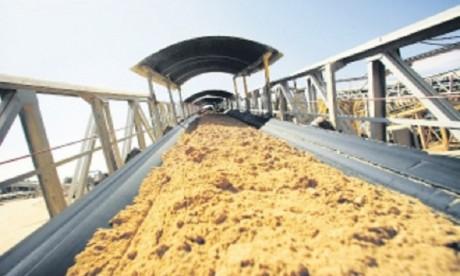 Le potentiel de la mine de potasse de Khémisset confirmé