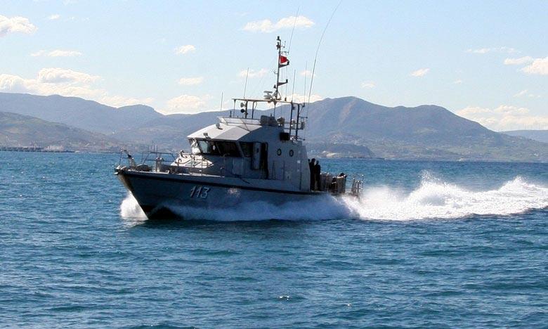 La Marine Royale porte secours à 103 candidats