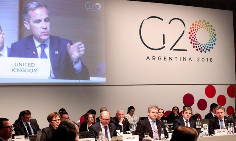 Près de 30.000 membres des forces de sécurité mobilisés pour assurer la sécurité du Sommet du G20