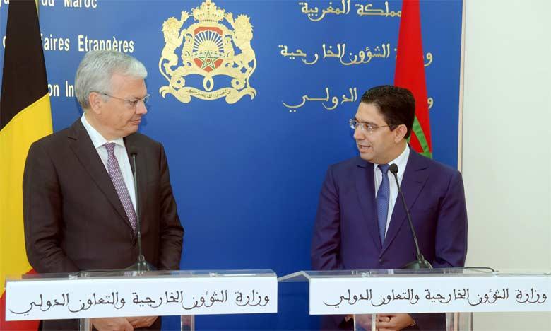 Didier Reynders: La Belgique souhaite travailler avec les entreprises marocaines au Maroc, mais aussi en Afrique