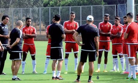 Les Lions locaux s'imposent face aux U23 togolais