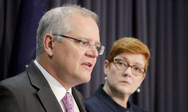 L'Australie mobilise  1,9 milliard d'euros  pour renforcer sa présence