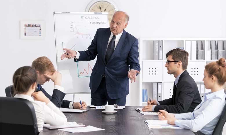 Managers, cessez de stresser vos collaborateurs!