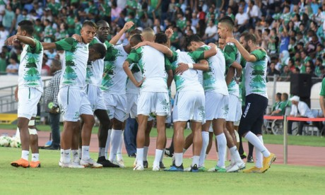 Un programme chargé attend les Verts avant le choc face à l'AS Vita Club