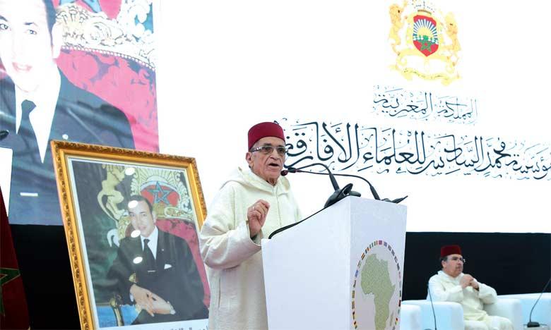 Plus de 300 oulémas, appartenant à plus de 32 pays, ont pris part aux travaux de la deuxième session ordinaire  du Conseil supérieur de la Fondation Mohammed VI des oulémas africains.
