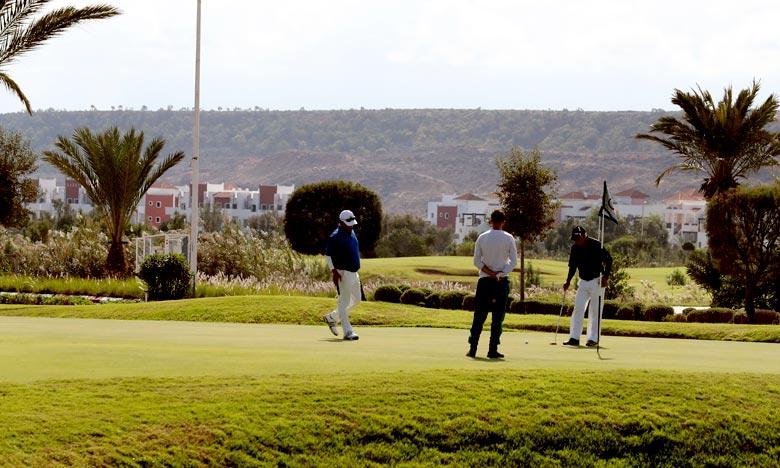 InterClubs fédéral de golf : Trois clubs en tête du classement