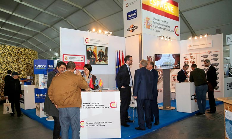 El Othmani inaugure à Casablanca le 17e Salon international du bâtiment
