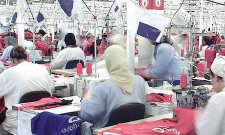 Un appui suisse au textile-habillement marocain