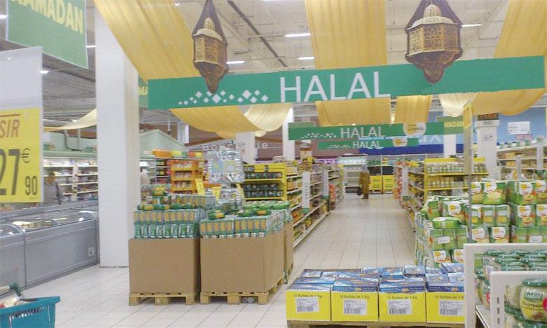 Le marché mondial du halal est estimé à plus de 2.000 milliards de dollars, en croissance annuelle de 4%.