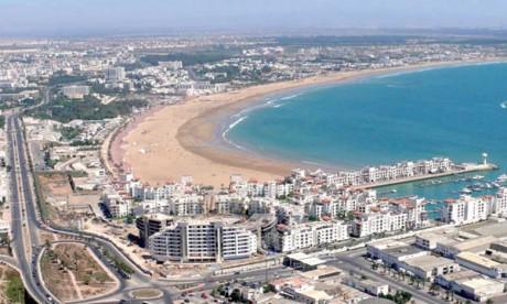 Le projet de création de la Cité de l'innovation dans la région Souss-Massa apportee des solutions innovantes dans le cadre des Objectifs du développement durable (ODD) en zones semi-arides et arides. Ph : DR