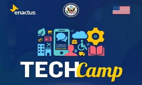 Lancement du programme «Tech Camp»