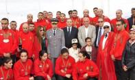 Le Maroc truste  les premières places